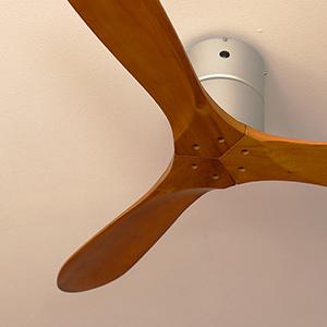 JE-CF025 JAVALO ELF(ジャバロエルフ) Modern Collection シーリングファン REAL wood blades