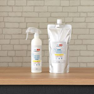MRU-DCEX02 mercyu(メルシーユー) 強力瞬間除菌・消臭 Drop Clean EX 詰替