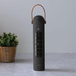 PR-F020 PRISMATE(プリズメイト) コードレスアロマタワーファン 人感センサー付