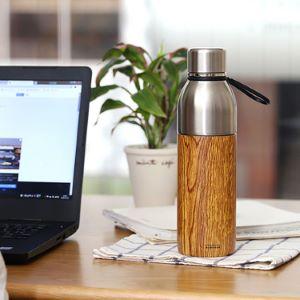 PR-SK020 PRISMATE(プリズメイト) すみずみまで洗える  2WAYステンレスボトル タンブラーキャップ付
