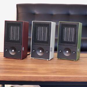 PR-WA003 PRISMATE(プリズメイト) 人感センサー付 セラミックファンヒーター